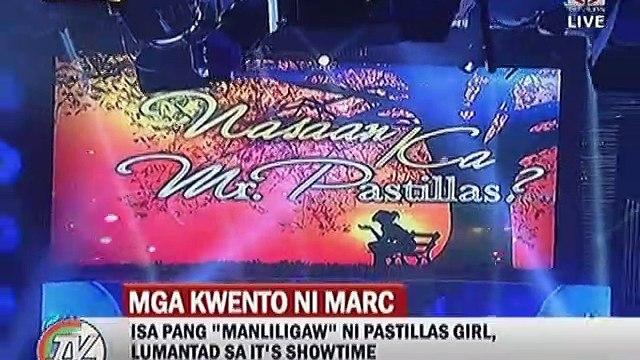 """Isa pang """"""""manliligaw"""""""" ni Pastillas girl, lumantad sa It's Showtime"""