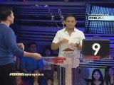 Jayson raps on Kapamilya Deal or No Deal