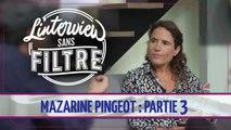 """Mazarine Pingeot charge Yann Moix : """"Le gossip n'est pas le lieu du roman"""""""