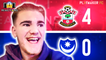 REACTIONS   Portsmouth 0-4 Southampton Match Review - THE STUFF OF DREAMS!
