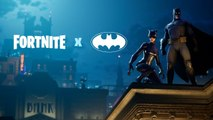 Fortnite X Batman Announce Trailer (2019) OFFICIAL HD