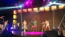 """More kulitan sa opening production number rehearsals ng Banana Sundae barkada!"""""""""""