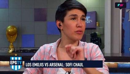 Los Emojis vs Arsenal