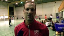 Olivier Conte coach de Vitrolles Sport Volley-Ball