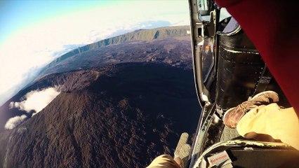 La Réunion #1, Quels moyens pour surveiller nos volcans ?   Sur les routes de la science