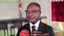 Forum sur la banque digitale et la cyber-sécurité à Abidjan