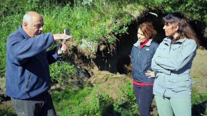 Islande, limpact du climat sur les séismes #2   Sur les routes de la science
