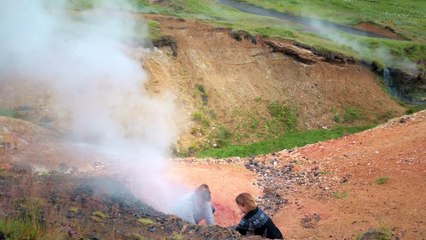 Islande, limpact du climat sur les séismes #3   Sur les routes de la science