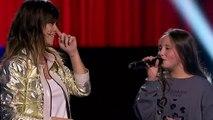 Vanesa Martín y Laura cantan juntas 'Perdóname' en 'La Voz Kids'
