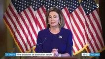 États-Unis : les démocrates lancent la procédure de destitution