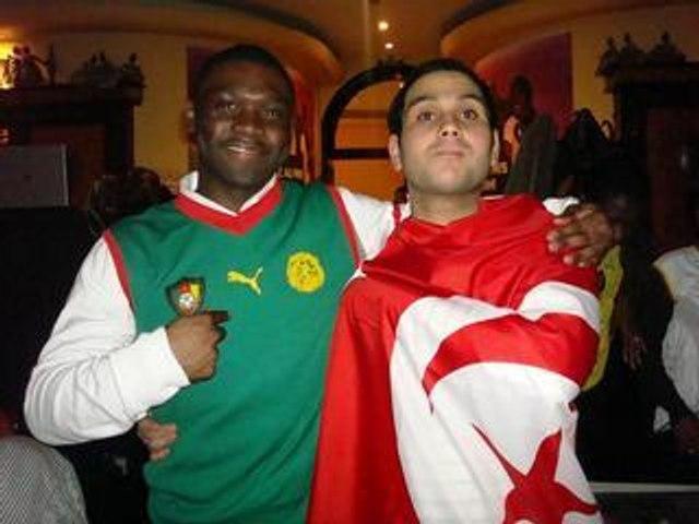 "Tunisie - Cameroun chez ""Moussa l'Africain"""