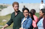 La duchesse Meghan pense que le prince Harry est 'le meilleur des pères'