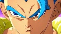 Dragon Ball FighterZ - Bande-annonce de lancement Gogeta (SSGSS)