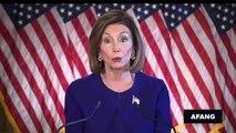 Speaker Pelosi Announcement on Impeachment