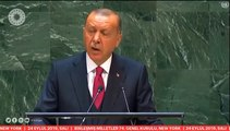 Erdoğan BM Genel Kurulunda: Dünya 5'ten büyüktür
