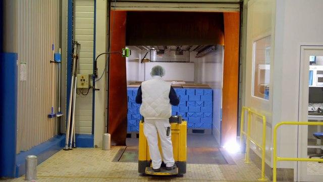 BBC Inside The Factory Croissants
