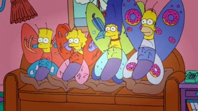 The Simpsons Season 24 Episode 1 - Moonshine River