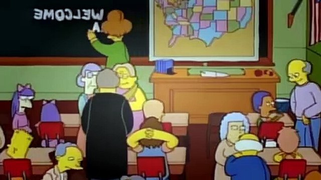 The Simpsons Season 7 Episode 22 - Raging Abe Simpson