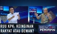 RUU KPK: Keinginan Rakyat atau Dewan? - MENCARI PEMIMPIN