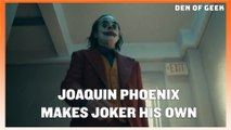 Joker (2019) - Joaquin Phoenix on Making Joker His Own