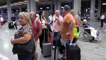 British tourists leave Turkey amid Thomas Cook collapse