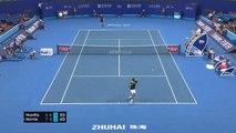 ATP - Le point exceptionnel gagné par Monfils à Zhuhai