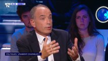"""Jean-François Copé: """"Il n'y a aucune manière de se sortir de l'idée que les responsables politiques sont à jeter dans le panier des malhonnêtes"""""""