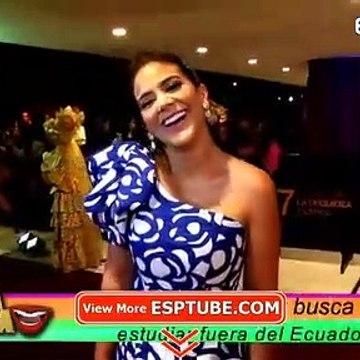 VIDEO | ¿Michela Pincay se va del Ecuador para siempre? - ESPTUBE.COM