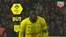 But Abdoulaye TOURE (77ème pen) / FC Nantes - Stade Rennais FC - (1-0) - (FCN-SRFC) / 2019-20