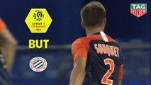 But Arnaud SOUQUET (31ème) / Montpellier Hérault SC - Nîmes Olympique - (1-0) - (MHSC-NIMES) / 2019-20