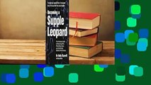 [MOST WISHED]  Becoming a Supple Leopard