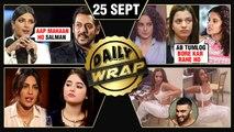 Priyanka Praises Salman, Malaika Challenges Arjun, Rangoli INSULTS Priyanka | Top 10 News