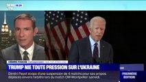 Donald Trump a bien demandé au président ukrainien d'enquêter sur Joe Biden, selon le compte rendu de l'appel