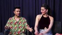 Interview Of Urvashi Rautela & Tony Kakkar For The Song 'Bijli Ki Taar'
