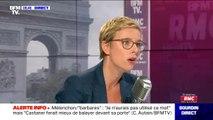 """La France """"ne prend pas suffisamment sa part dans l'accueil"""" des migrants, estime Clémentine Autain"""