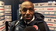 PSG-SDR (0-2) : la réaction de Hassane Kamara