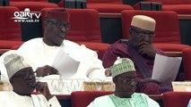 Ahmed Lawan speaks on Nigeria's agricultural sector