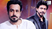 Emraan Hashmi EMBARRASSED After INSULTING Shah Rukh Khan