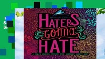 Full version  Haters Gonna Hate: A Snarky Mandala Coloring Book: Mandalas? Again?!? SMH: Midnight