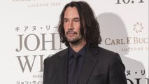 Keanu Reeves thinks the new Matrix script is 'ambitious'