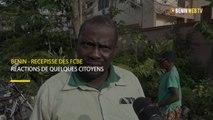 Bénin : réactions de quelques citoyens après la réception du récépissé des FCBE