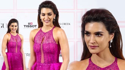 Kriti Sanon At Vogue Beauty Awards 2019 | Red Carpet
