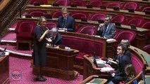 Disparition de Jacques Chirac: Regardez la minute de silence observée ce midi au Sénat en hommage à l'ex-président de la République décédé à l'âge de 86 ans - VIDEO