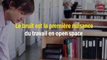 Le bruit est la première nuisance du travail en open space