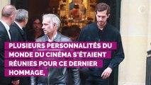 PHOTOS. Obsèques de Charles Gérard : Michel Drucker, Claude Lelouch et ses amis du cinéma lui ont rendu un dernier hommage