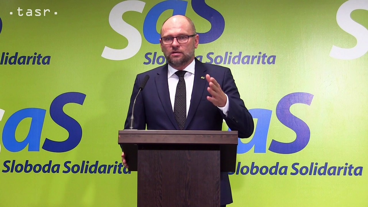 Richard Sulík vyzval nespokojných členov strany okolo Ľ. Galka a J. Rajtára, aby opustili stranu