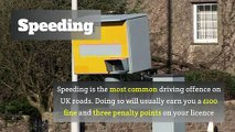 Driving offences - What are the sentences and fines?