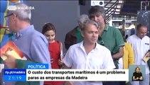 Custo dos Transportes Marítimos é um problema para as empresas na Madeira devido aos monopólios nos transportes marítimos