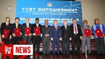 Don't see TVET as alternative choice, urges Education Minister
