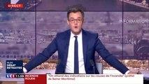Annonce de la mort de Jacques Chirac